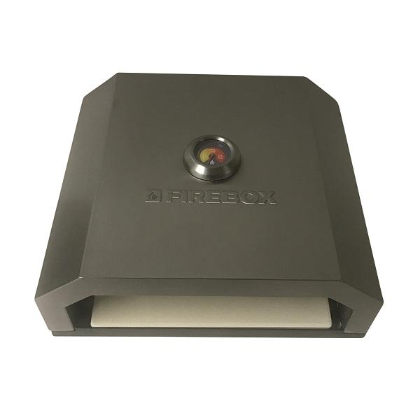 buschbeck firebox pizzaofen keramik steinplatte aufsatz holzkohle und gasgrills ebay. Black Bedroom Furniture Sets. Home Design Ideas