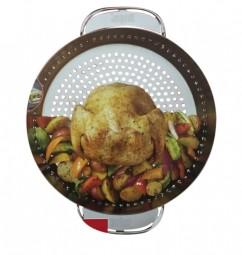 Weber 8838 Gourmet BBQ System Geflügelhalter