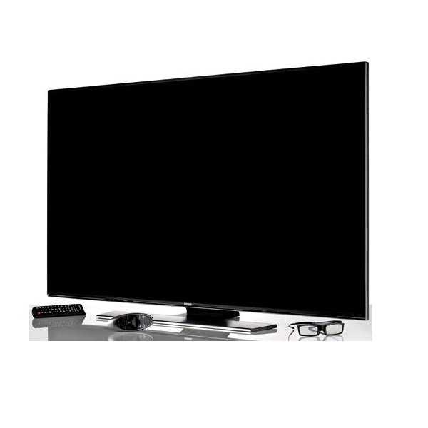 samsung ue85hu7500 4k 3d led fernseher eek a 85 215 9 cm ebay. Black Bedroom Furniture Sets. Home Design Ideas