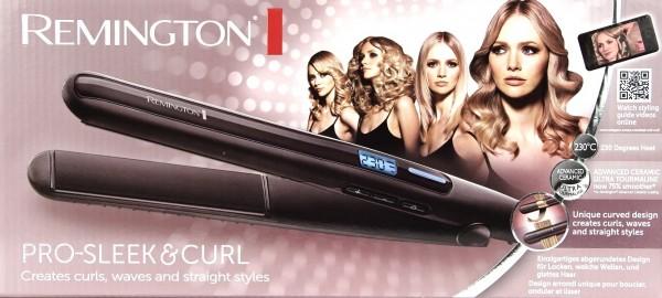 Remington S6606 Curl & Straigh Confidence Haarglätter B-Ware
