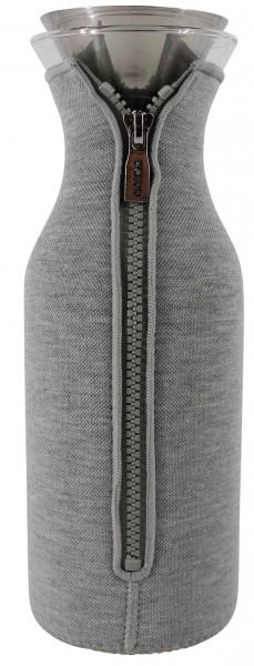 Eva Solo Kühlschrankkaraffe 1.0 Liter mit Anzug hellgrau