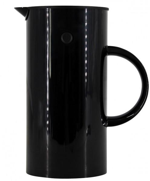 Stelton EM Press Teezubereiter 1.0 Liter schwarz