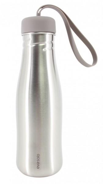 Eva Solo Trinkflasche Active 0.7 Liter Warm grau