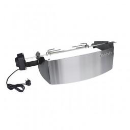 Cook>it® 90178 Drehspieß für Weber Q300/320 - Q3000/Q3200 - Serie