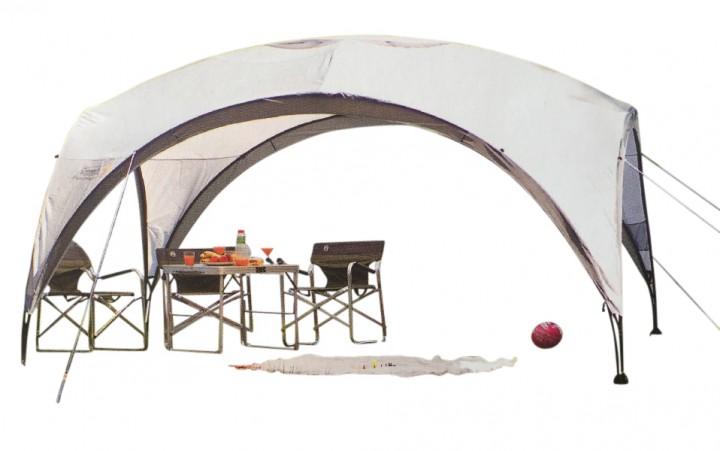 coleman event pavillon shelter 4 50 m x 4 50 m coleman. Black Bedroom Furniture Sets. Home Design Ideas