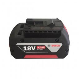 Bosch GBA 18 Professional Akku 18 Volt, 4,0 Ah, M-C (1 600 Z00 038)