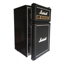 Marshall Fridge Kühlschrank im Halfstack Design EEK: A+